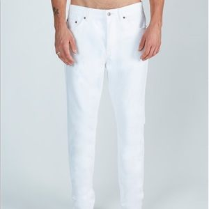 top fashion to buy detailed images Ksubi Jeans | Sale Nwt Mens Chitch White Pants | Poshmark